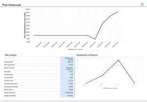 Risk measures - analýza rizik a základní ukazatele