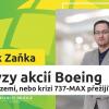 Analýza akcií Boeing v přímém přenosu